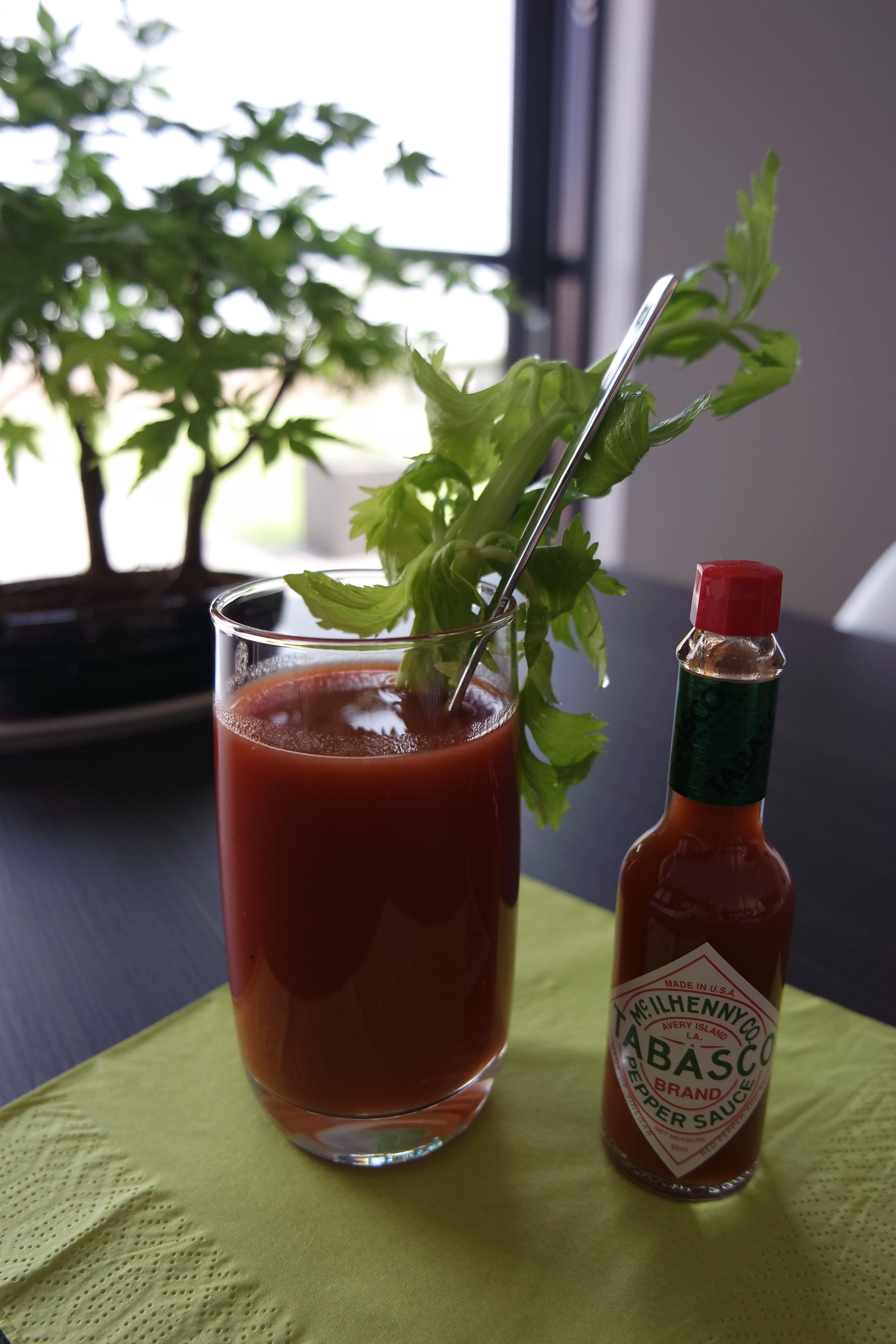 8. Virgin Bloody Mary